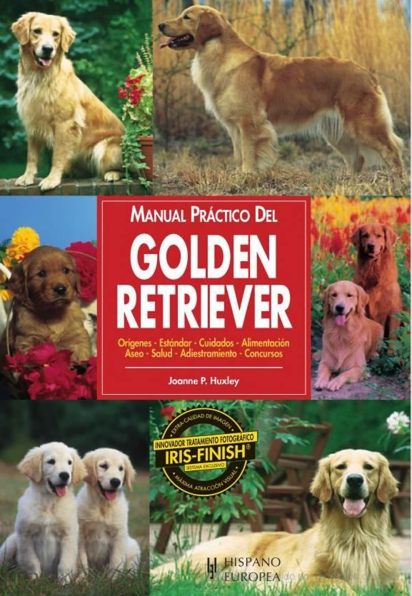 Manual practico del golden retriever