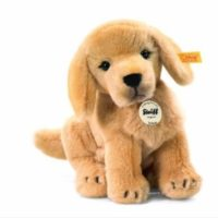 Peluche golden retriever